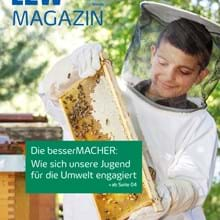 Cover des LEW Magazin 03/2019