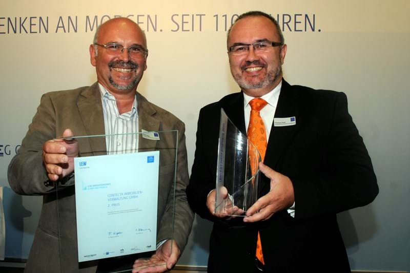 Verleihung des Innovationspreises 2011
