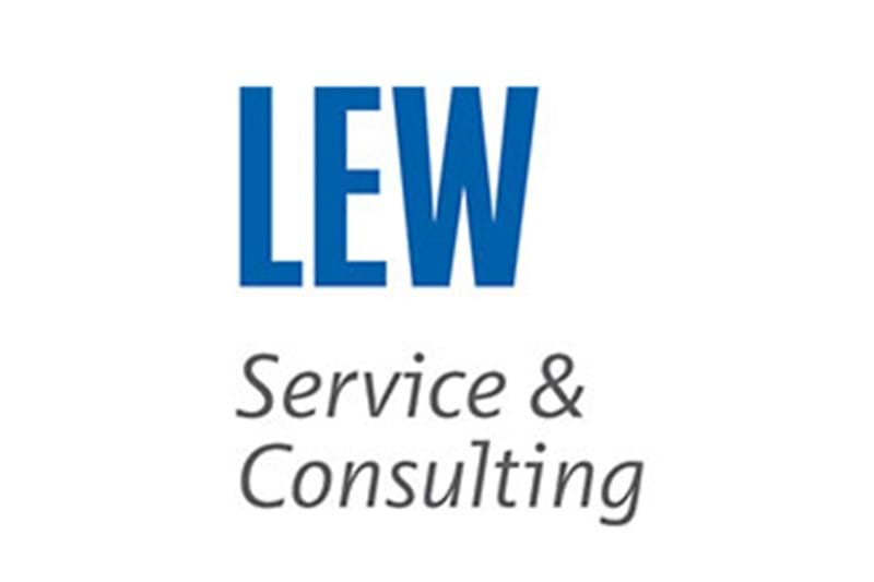 logo lew service & consulting gmbh